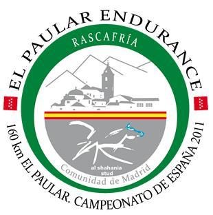 Logotipo Raid El Paular Endurance