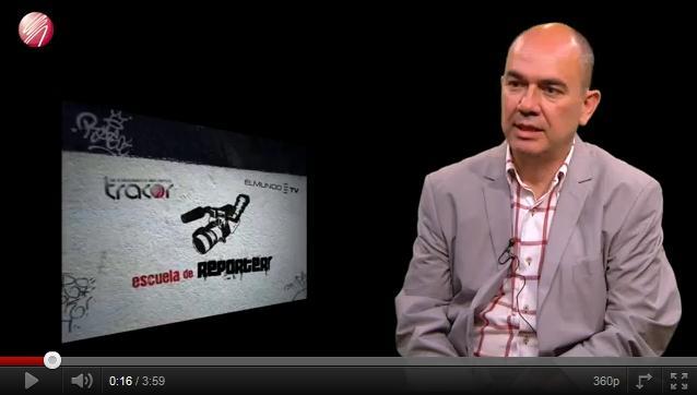 Entrevista a Alberto Goytre en TRACOR