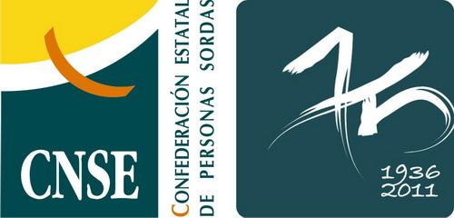 Logotipo 75 Aniversario CNSE