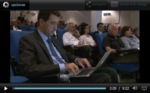 Jornada de Pensiones BBVA 2011