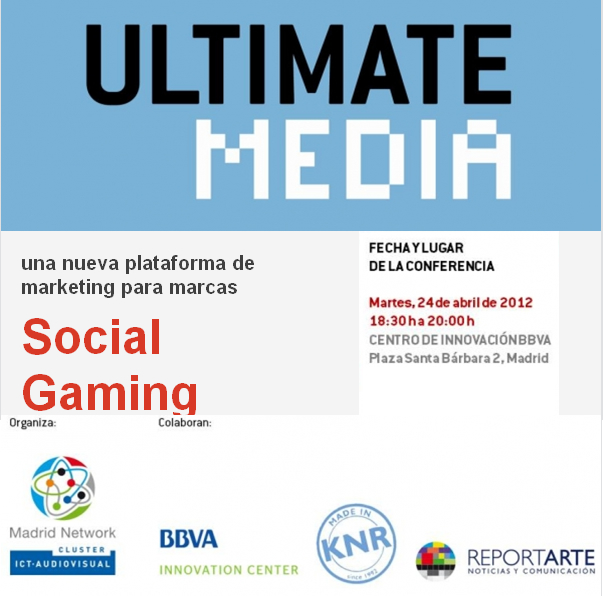 Ultimate Media: Social Gaming, nueva plataforma de marketing para marcas