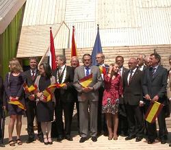 Pool de Videos: Día de España en Floriade 2012