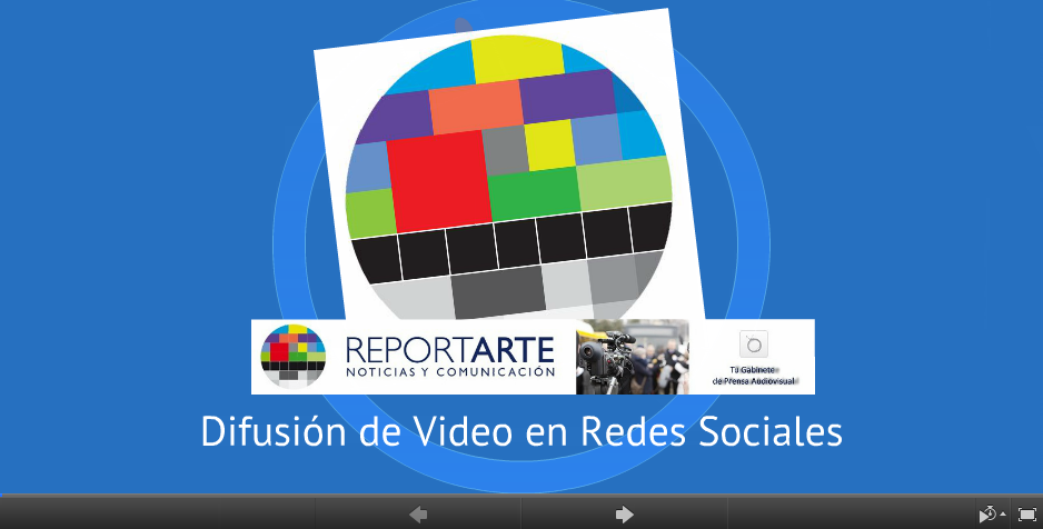 Difusión de video en redes sociales: Video + Community Management