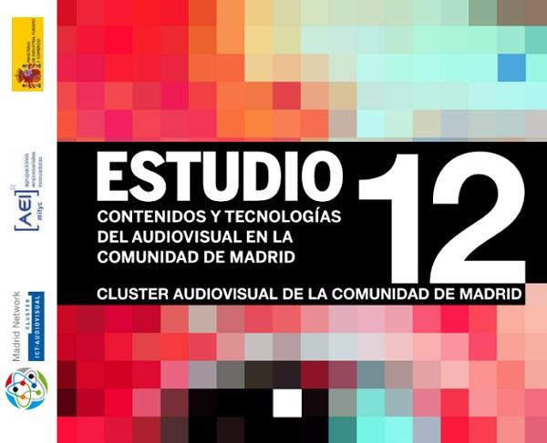 Estudio 12: Contenidos y Tecnologías del Audiovisual en Madrid