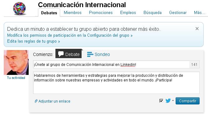 ComunicacionInternacionalLinkedin