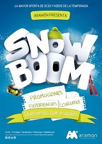 Snow Boom: Queremos que esquíes