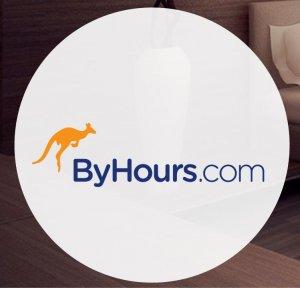 ByHours: habitaciones y salas de eventos de hotel, por horas.