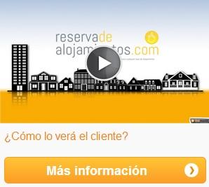 Reservadealojamientos.com, motor de reservas para establecimientos hoteleros