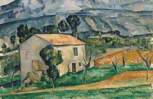 Cezanne-House-at-Provence-1885-600