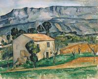 """""""Cézanne, site / non site"""", en el Museo Thyssen de Madrid"""