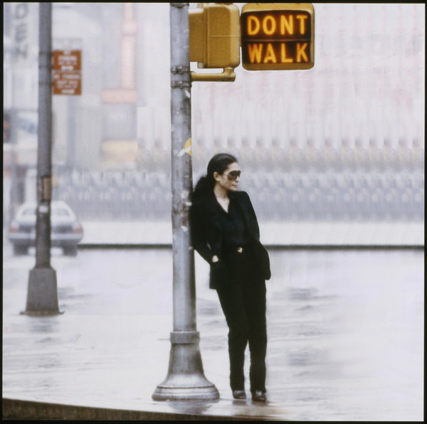 Videos de libre uso: Yoko Ono en el Museo Guggenheim Bilbao