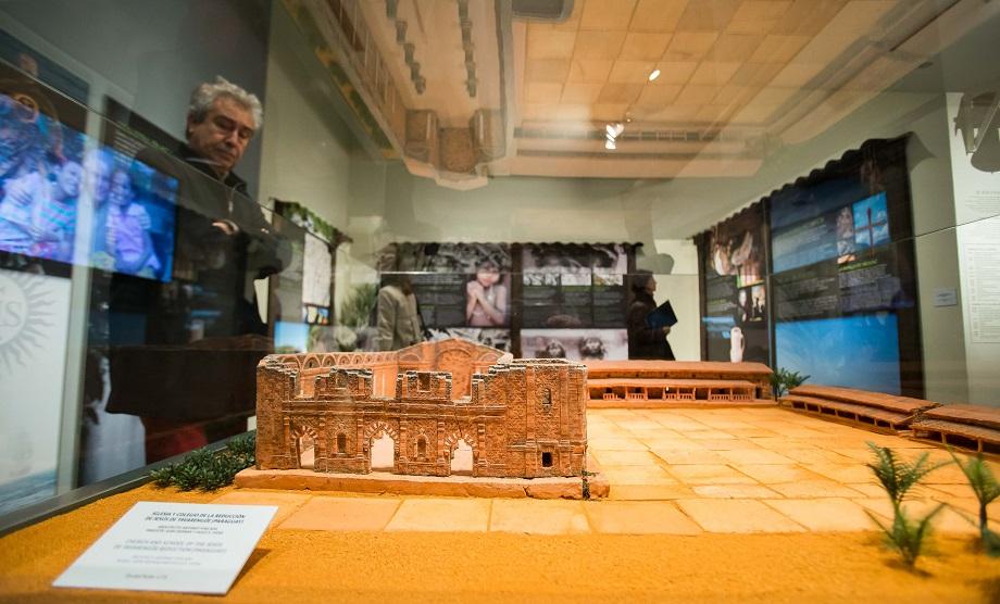 Exposici ¦n Las Reducciones Jesuitas del Paraguay- OS la Caixa 4