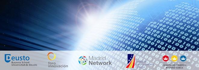 """Entrevistas European Biz Afterwork """"El Futuro de la Comunicación"""""""