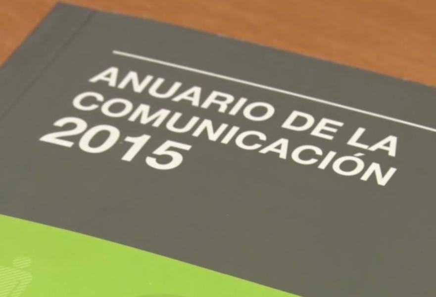 Presentación del Anuario de la Comunicación 2015 de Dircom