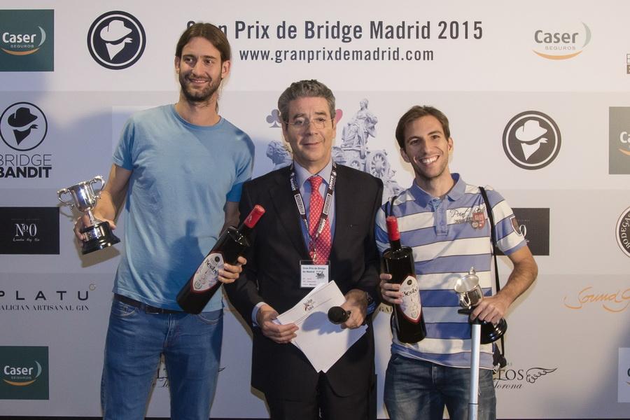 Campeones con Javier Valmaseda