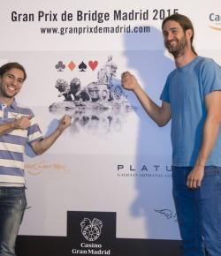 Ganadores del Gran Prix de Bridge de Madrid