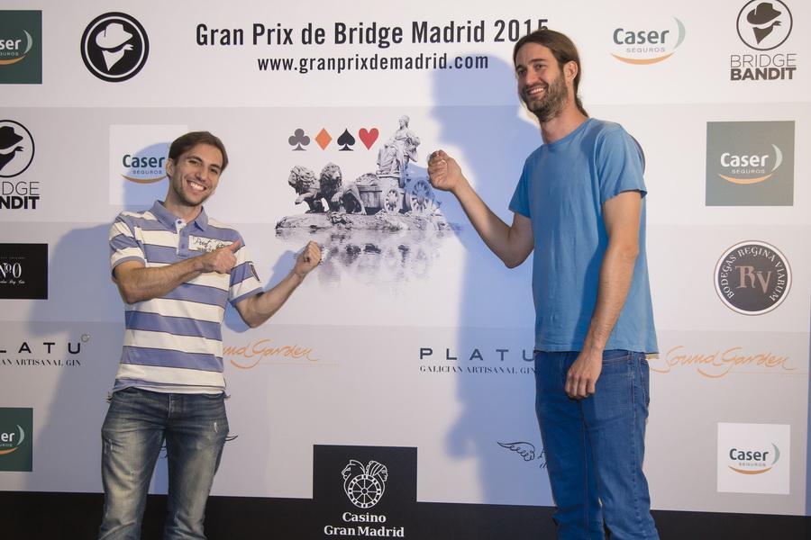 Campeones del Gran Prix