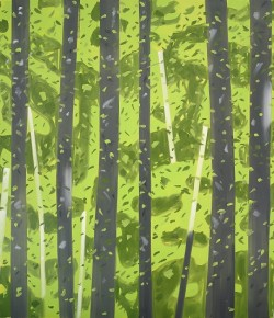 Alex Katz: Aquí y Ahora, en el Guggenheim Bilbao