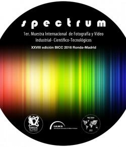 SPECTRUM: 1ª Muestra Internacional de Fotografía y Vídeo Industrial, Científico y Tecnológico