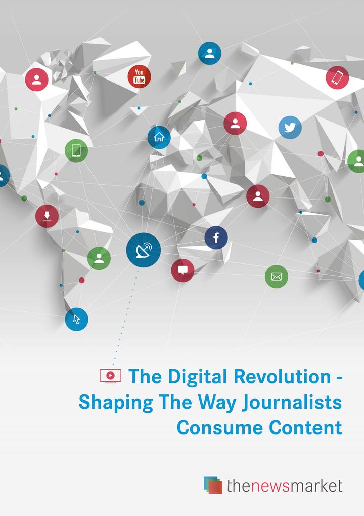 """Informe """"La Revolución Digital: ¿cómo usan los periodistas los nuevos contenidos?"""""""