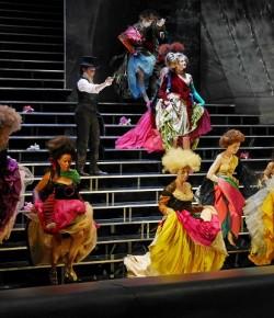 Alcance internacional de la ópera en directo en cines