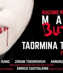 Madama Butterfly, en directo desde el Festival de Taormina