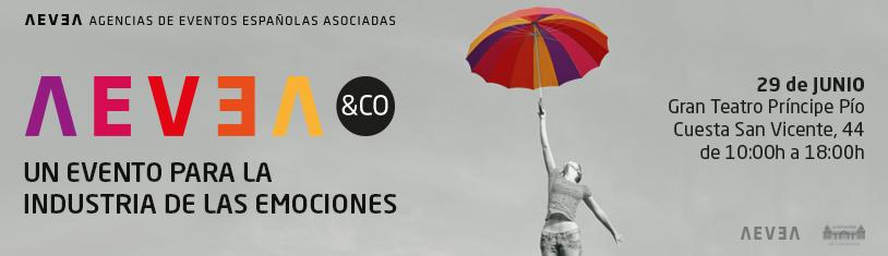 AEVEA&CO: Un evento para la industria de las emociones