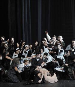 El Macbeth del Liceu se verá en directo en cines de España, Europa y América este jueves 20