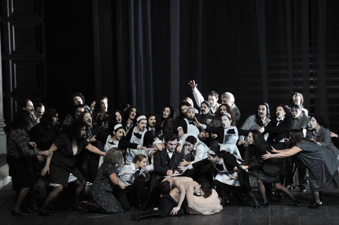 Macbeth en el Liceu. Fotografía de A. Bofill