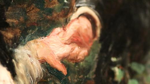 Renoir, tacto y contacto. Intimidad, en el Museo Thyssen
