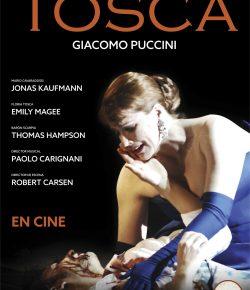 La Tosca de Zurich, en cines el 15 de diciembre