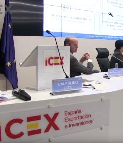 Videonoticias ICEX