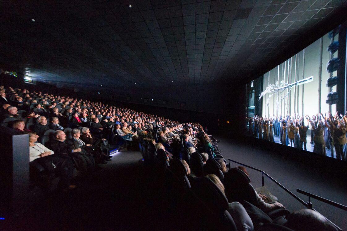 La asistencia a ópera en salas de cine crece un 18%