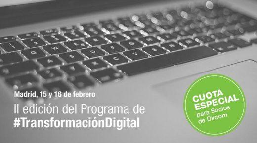 2ª edición del Programa de Transformación Digital de Dircom