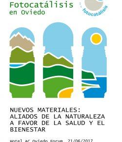 Jornada de Fotocatálisis en Asturias