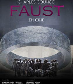 """El """"Fausto"""" de Turín, en cines el 18 de mayo"""