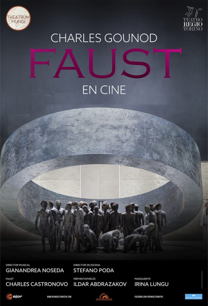 Faust Torino_Spanish_Email Poster