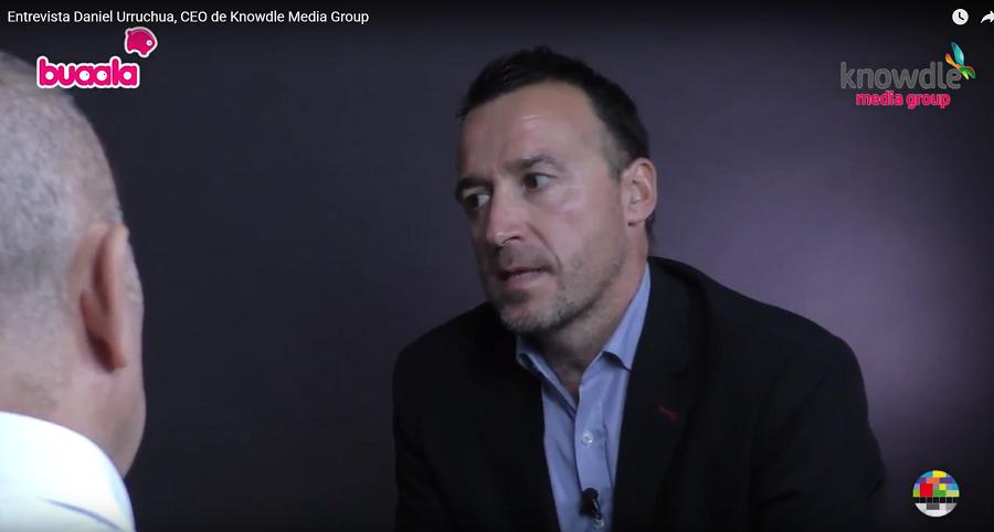 Entrevistas a Felipe García y Dani Urruchuav (Knowdle Media Group)
