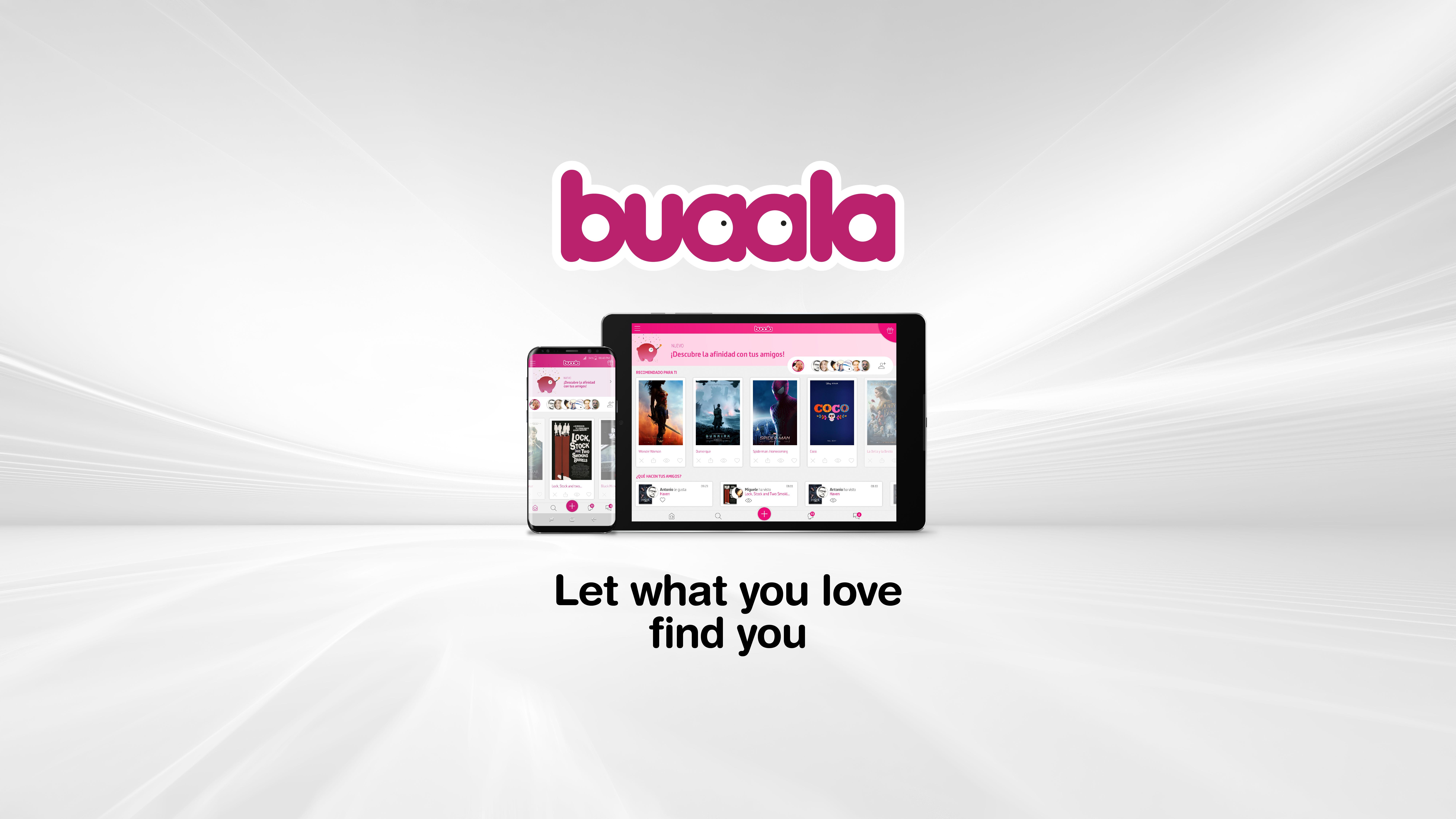Buaala presenta su versión 3.0