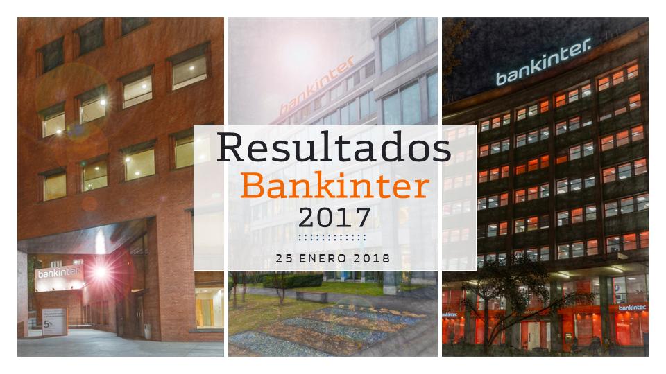Resultados de Bankinter