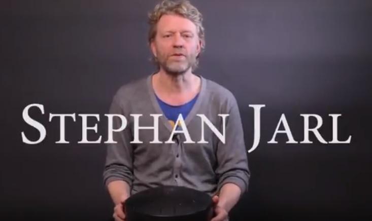 Stephan Jarl y el Tank Drum