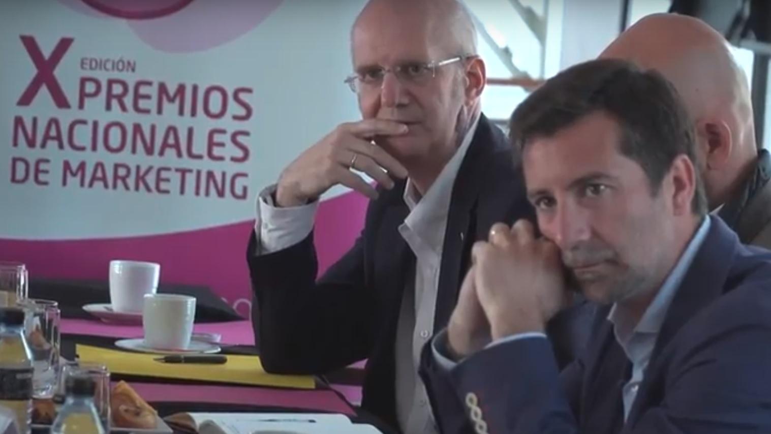 Reunión del Jurado de la 10ª edición de los Premios Nacionales de Marketing