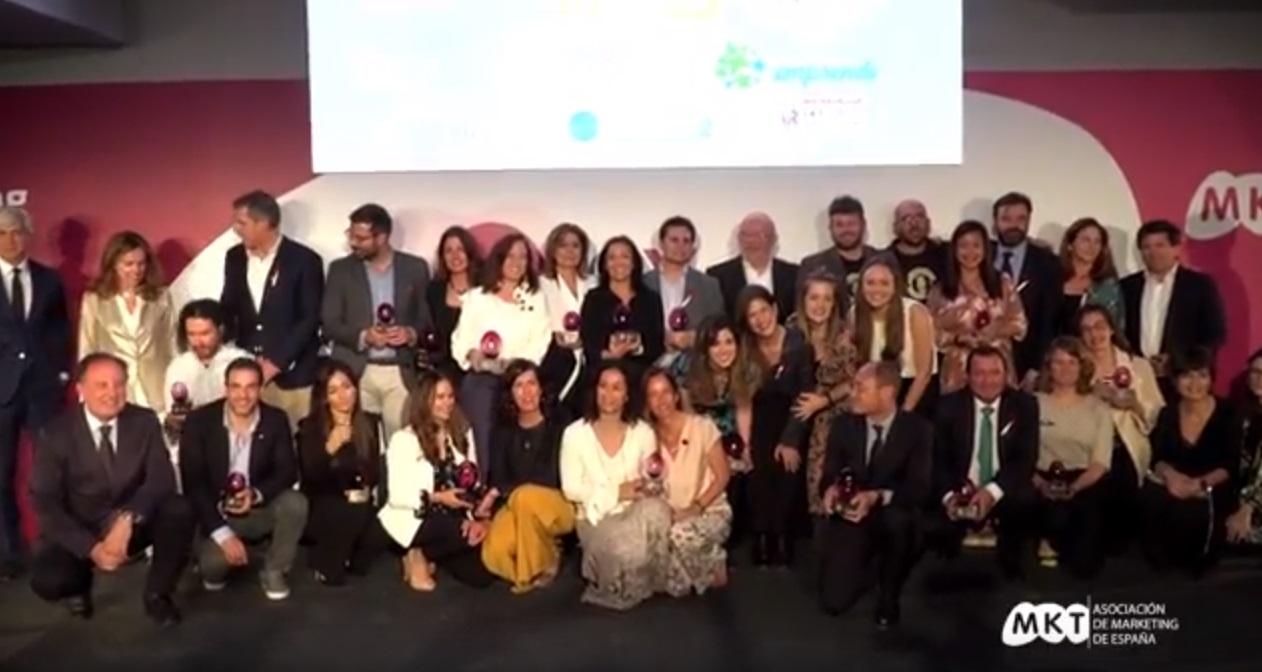 Premios Nacionales de Marketing: Gala y entrevistas