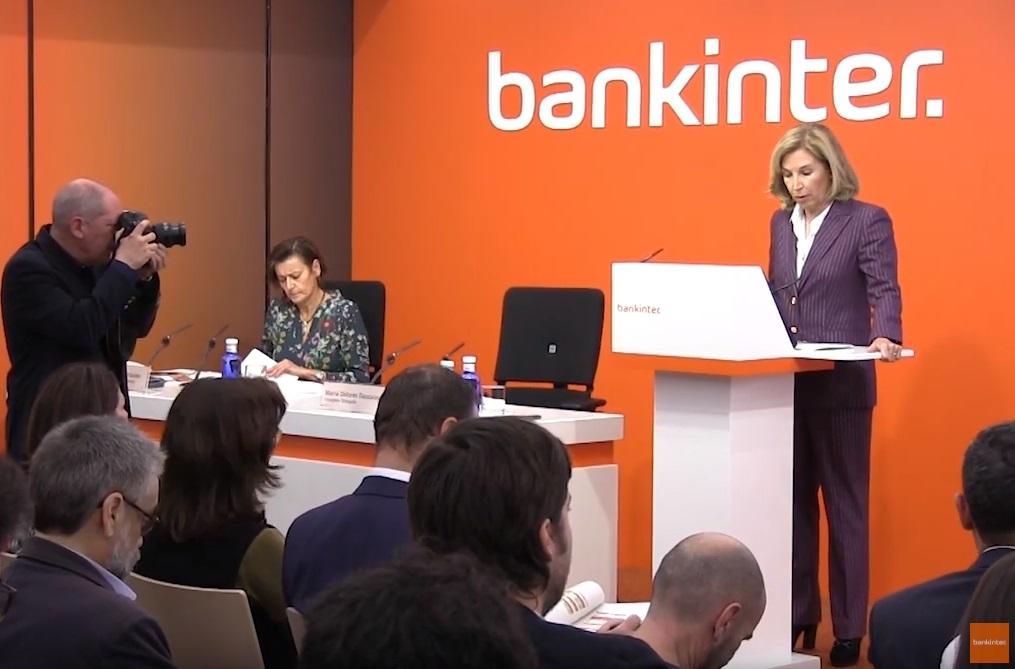 Resultados Bankinter 2018