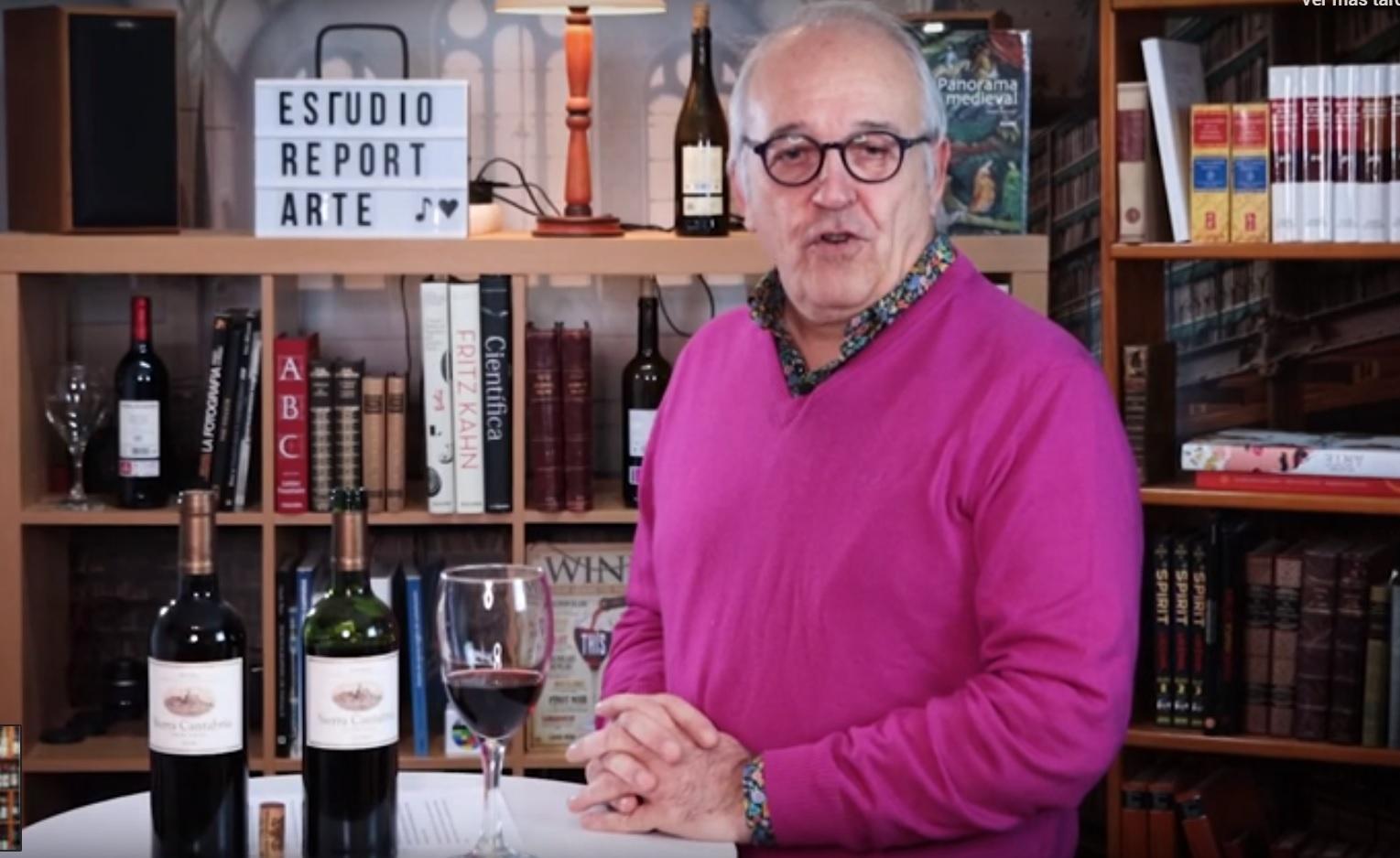 Vídeo-ficha de vino: Sierra Cantabria 2016