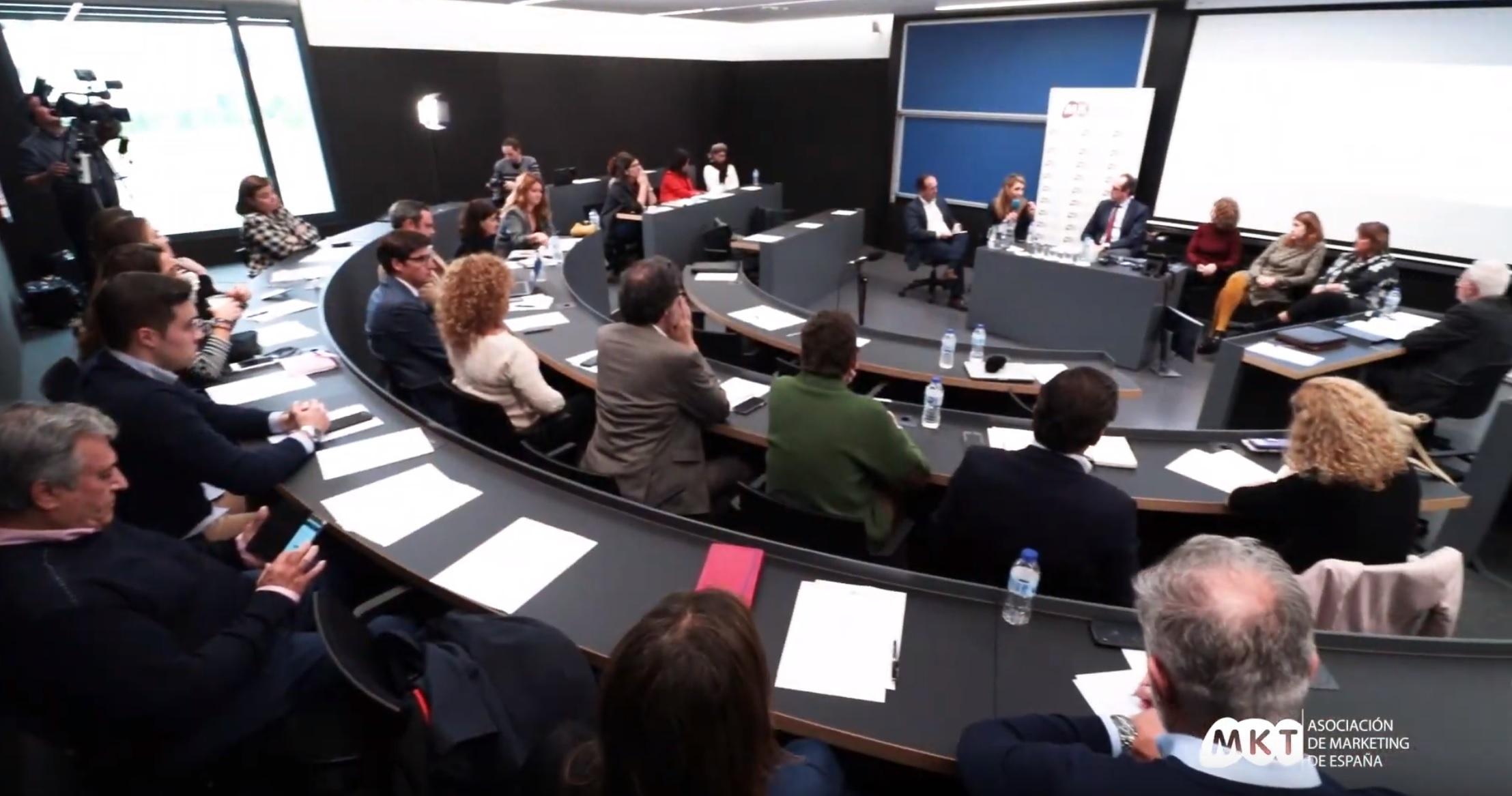 Jornada de Socios Corporativos de la Asociación de Marketing de España
