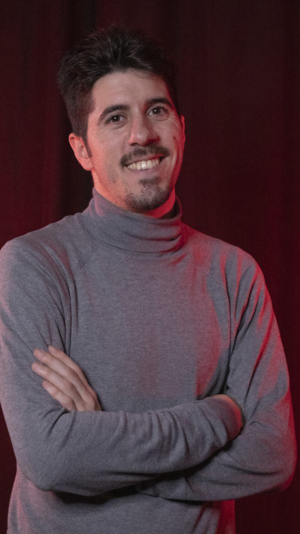 Demo de actor: Javi Verdaguer