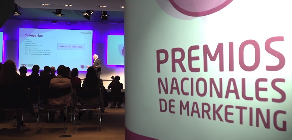 ¡Participa en los Premios Nacionales de Marketing 2020!