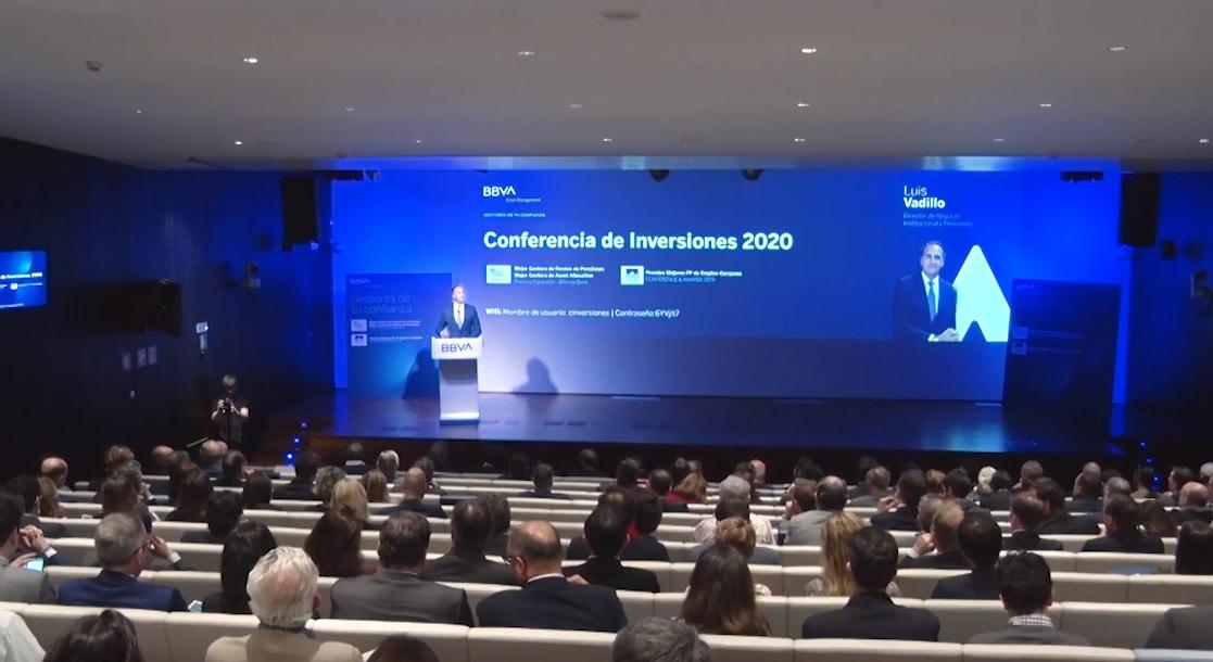 Conferencia de Inversiones de #PrevisionBBVA 2020 (vídeo resumen)