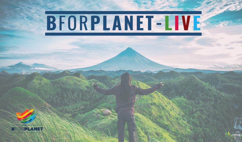 Primer evento virtual de BforPlanet Live